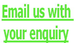 Email us with 